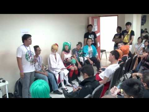 Visual Arts EXPO 2016: Vocaloid Party Panel 2016
