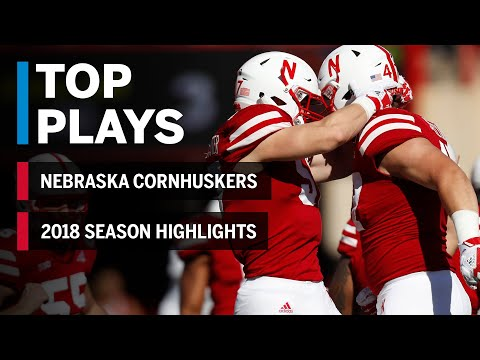 2018 Season Highlights: Nebraska Cornhuskers | Big Ten Football
