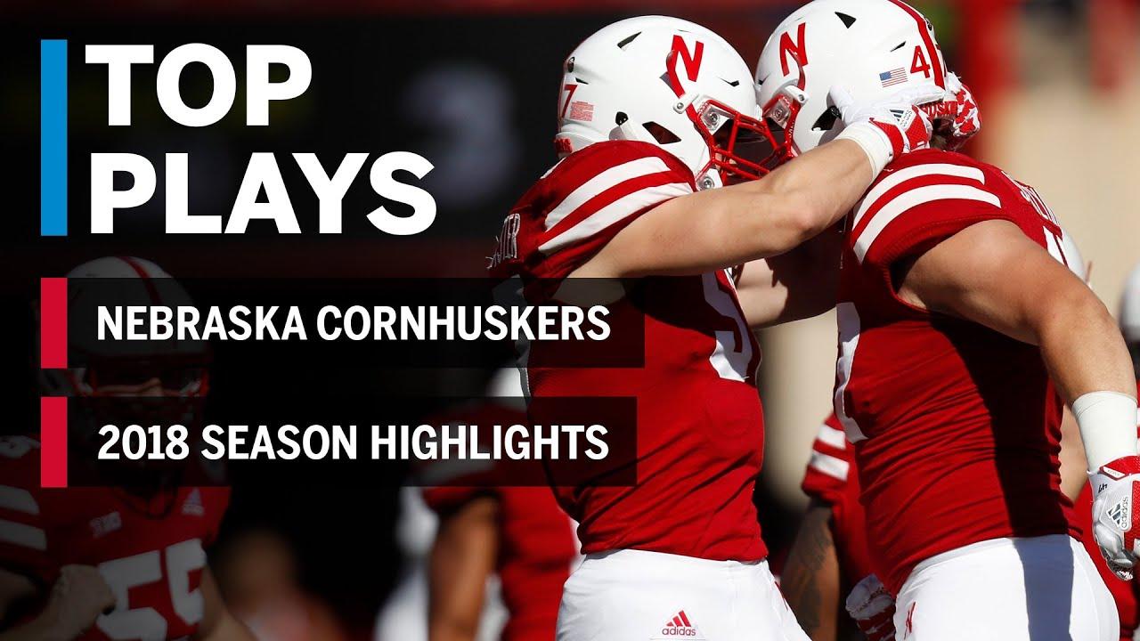 2018 Season Highlights Nebraska Cornhuskers Big Ten Football