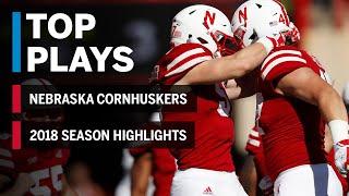 2018 Season Highlights: Nebraska Cornhuskers | Big Ten Football