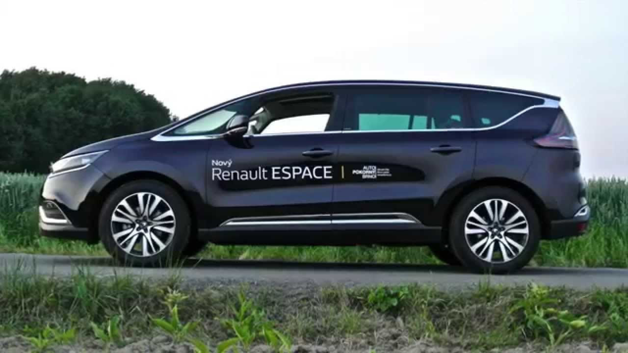 renault espace initiale paris youtube. Black Bedroom Furniture Sets. Home Design Ideas