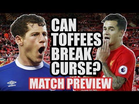 Liverpool v Everton Match Preview
