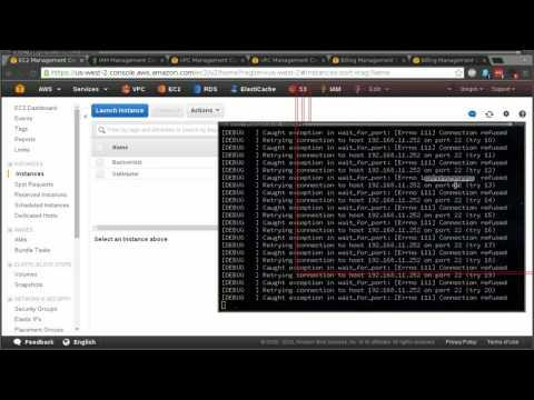 AWS SaltStack salt-cloud automation video 4