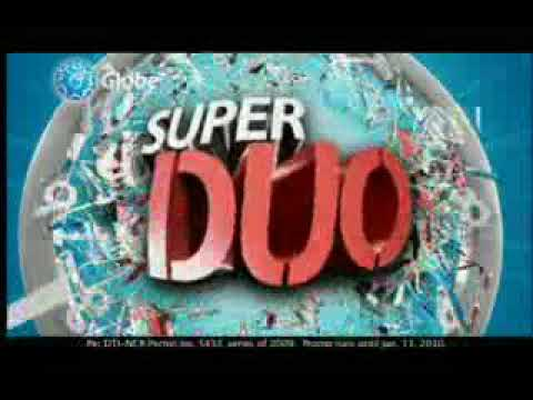 Globe Superduo Television Commercial Philippines (with Model Benjamin Tang)