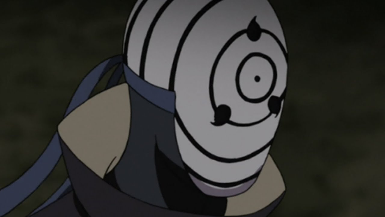 Naruto Shippuden Episode 253 Review- Tobi's New Mask ...