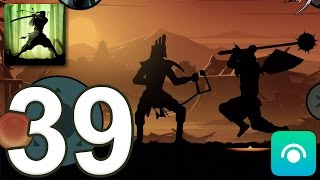 Shadow Fight 2 - Gameplay Walkthrough Part 39 - Act 5 (iOS, Android)