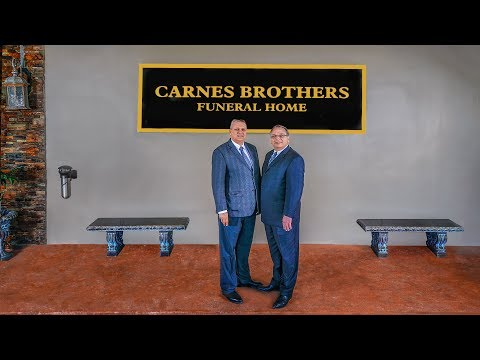 A Tour Of Carnes Brothers Funeral Home
