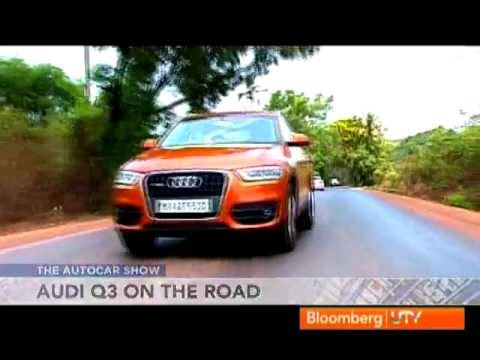 2012 Audi Q3 Comprehensive Review Autocar India Youtube