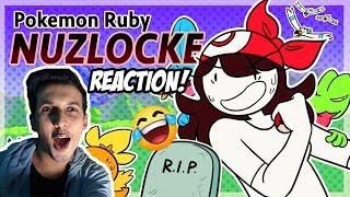 I Attempted my First Pokemon Nuzlocke (Reaction!)
