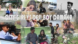 Desi vs city boyfriend | |All in one |Indian Funny|mastizaade|