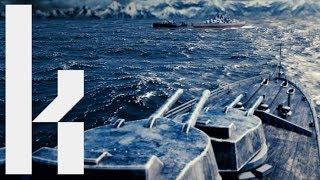 CG-трейлер для мобильного шутера Battle of Warships