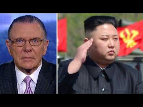 Gen. Keane talks remaining options for thwarting North Korea
