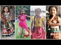 2 year old girl Ethnic Look book| Fashion Love| Traditional wear