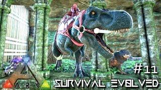 ARK: Survival Evolved - NEW BASE: WMD TAKEOVER !!! - SEASON 4 [S4 E11] (The Center Map Gameplay)