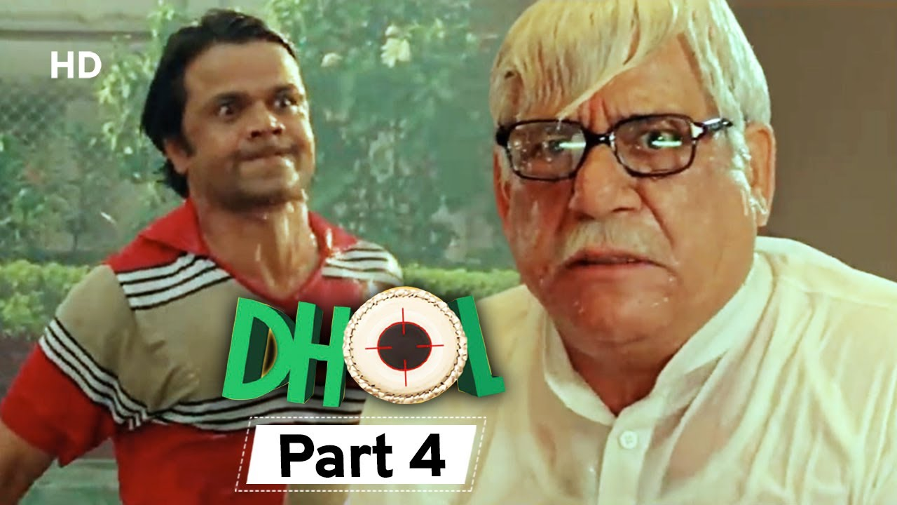 Download Dhol - Superhit Bollywood Comedy Movie - Part 4 - Rajpal Yadav - Sharman Joshi - Kunal Khemu