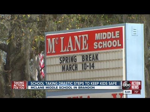 Deputies increase presence at McLane Middle School