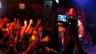 Eldo - Dany Drumz Gra Funk (live) - Warszawa - The Fresh - 29 Xi 2008