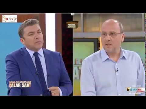 HDP'nin milletvekili adayı Ahmet Şık Çalar Saat'in Konuğu