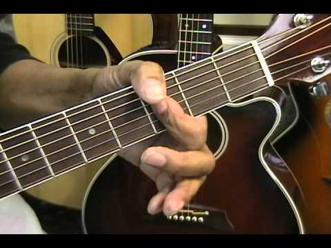 California Girls By The Beach Boys Tutorial On Acoustic Guitar