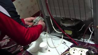 Ремонт холодильника с верхней мк не холодит(, 2017-01-05T20:02:53.000Z)