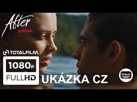After: Polibek (2019) ukázka CZ - Koupání v jezeře