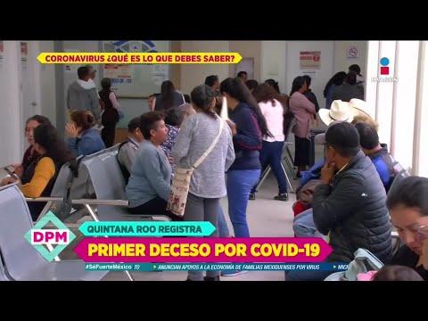 México Llegará A Fase 3 Ante Coronavirus El 19 De Abril | De Primera Mano