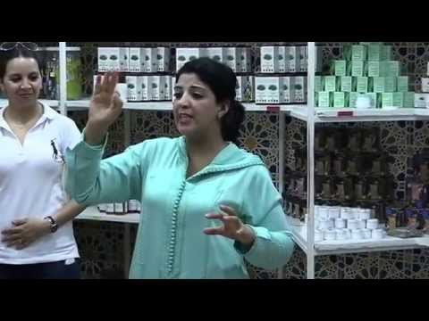 "Moroccan Pharmacy - ""Aux 100,000 Epices"""