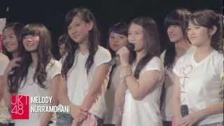 jkt48 diary the opening of jkt48 theater
