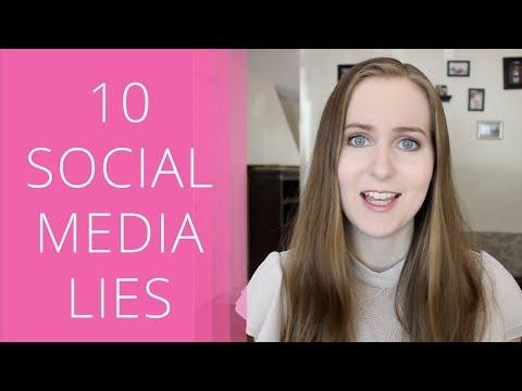 10 Social Media Marketing LIES You Probably Believe | Gillian Perkins