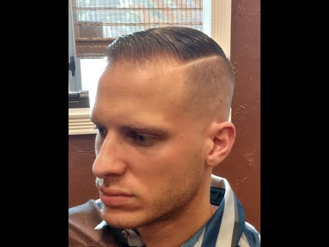 Bald Fade Undercut Barber Tips Tutorial.