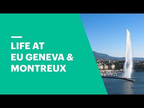 Why Study In Switzerland - Life At EU Geneva & Montreux