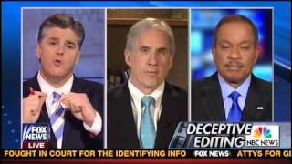 Sean Hannity Panel Slams MSNBC For Edited Heckling Video Of Sandy Hook Father