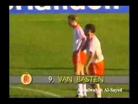 The Netherlands - Malta 8 / 0 (Euro 92 Qualifier: Dec / 19 / 1990)