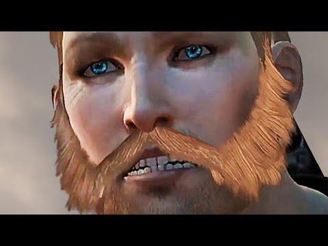 The Chosen One and the Beard-Like Mustache Mutton Chops of Power: The Lightning Beard Trailer