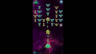 [Campaign] Level 25 GALAXY ATTACK: ALIEN SHOOTER | Best Relax Game Mobile | Arcade Space Shoot