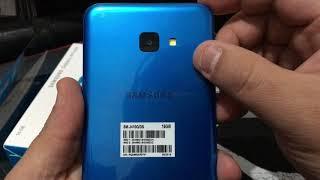 Unboxing Samsung Galaxy J4 Core Blue J410G Android 8.1 Oreo 2019!!!jynrya