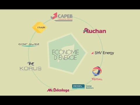 Présentation d'Economie d'Energie