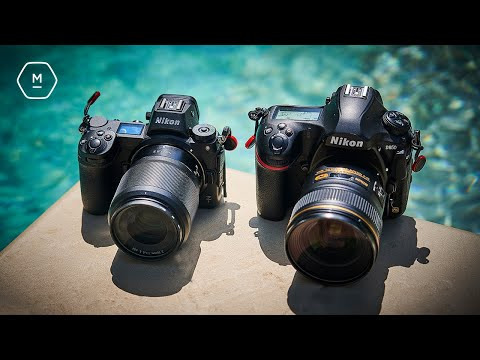 Nikon D850 Vs Nikon Z7 | 1 Year - Side by Side Real World Use | Matt Irwin