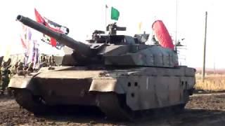 第71戦車連隊「鉄牛の旗のもとに」プロローグ(予告編)
