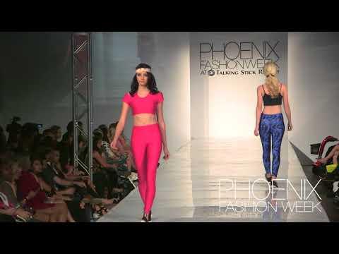 Liv Rio at Phoenix Fashion Week