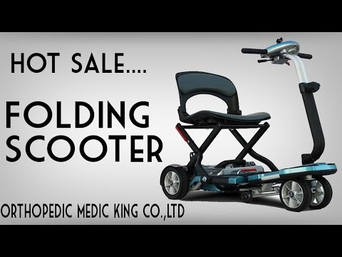 New travel  mobility scooter at competitive price for disable people