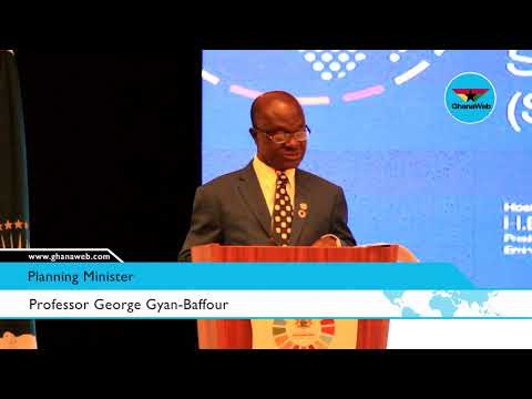 Professor Gyan-Baffour's remarks at Africa roundtable meeting on UN SDGs