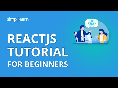 ReactJS Tutorial For Beginners | Learn ReactJS | ReactJS Crash Course | ReactJS | Simplilearn thumbnail