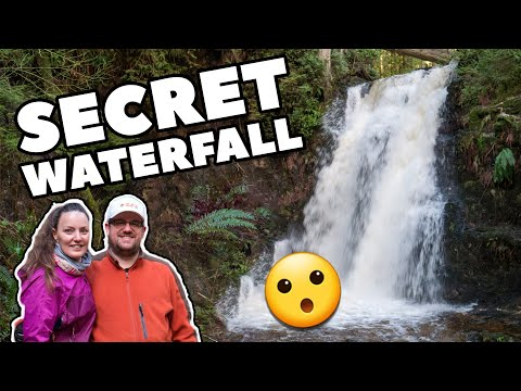 Best Hikes In British Columbia - Secret Waterfall!