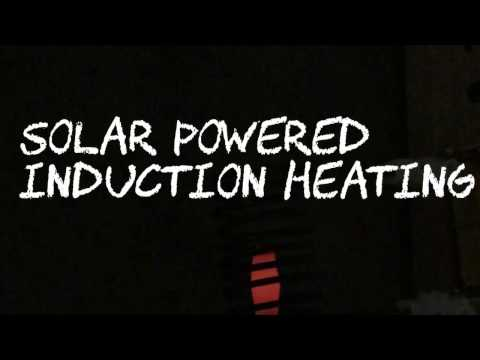 Solar Powered Induction Heating