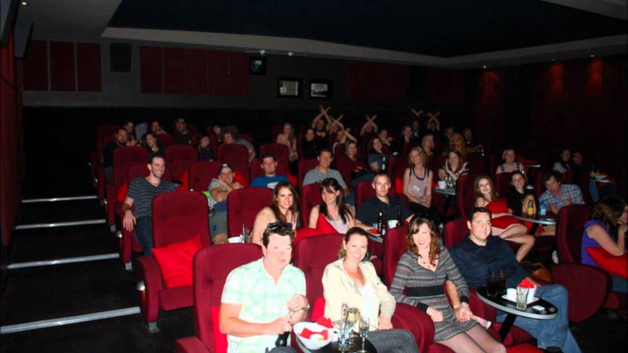 Aussie x files fans 2011 fundraiser screening vi youtube for Blue room cinebar