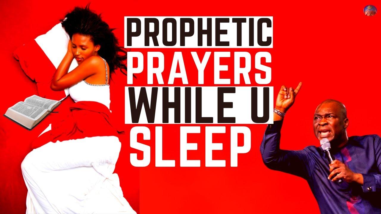 Download ALLOW THESE POWERFUL PROPHECIES TO DO SPIRITUAL WARFARE WHILE YOU SLEEP | APOSTLE JOSHUA SELMAN