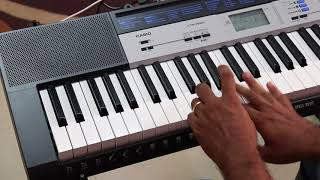 CASIO CTK 1550 EDM (ELECTRONIC DANCE MUSIC) STYLES