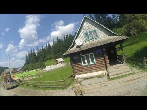 Zakarpatská Ukrajina 2016