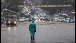 Потоп во Владивостоке 2019. Сильный дождь и потоп во Владивостоке.